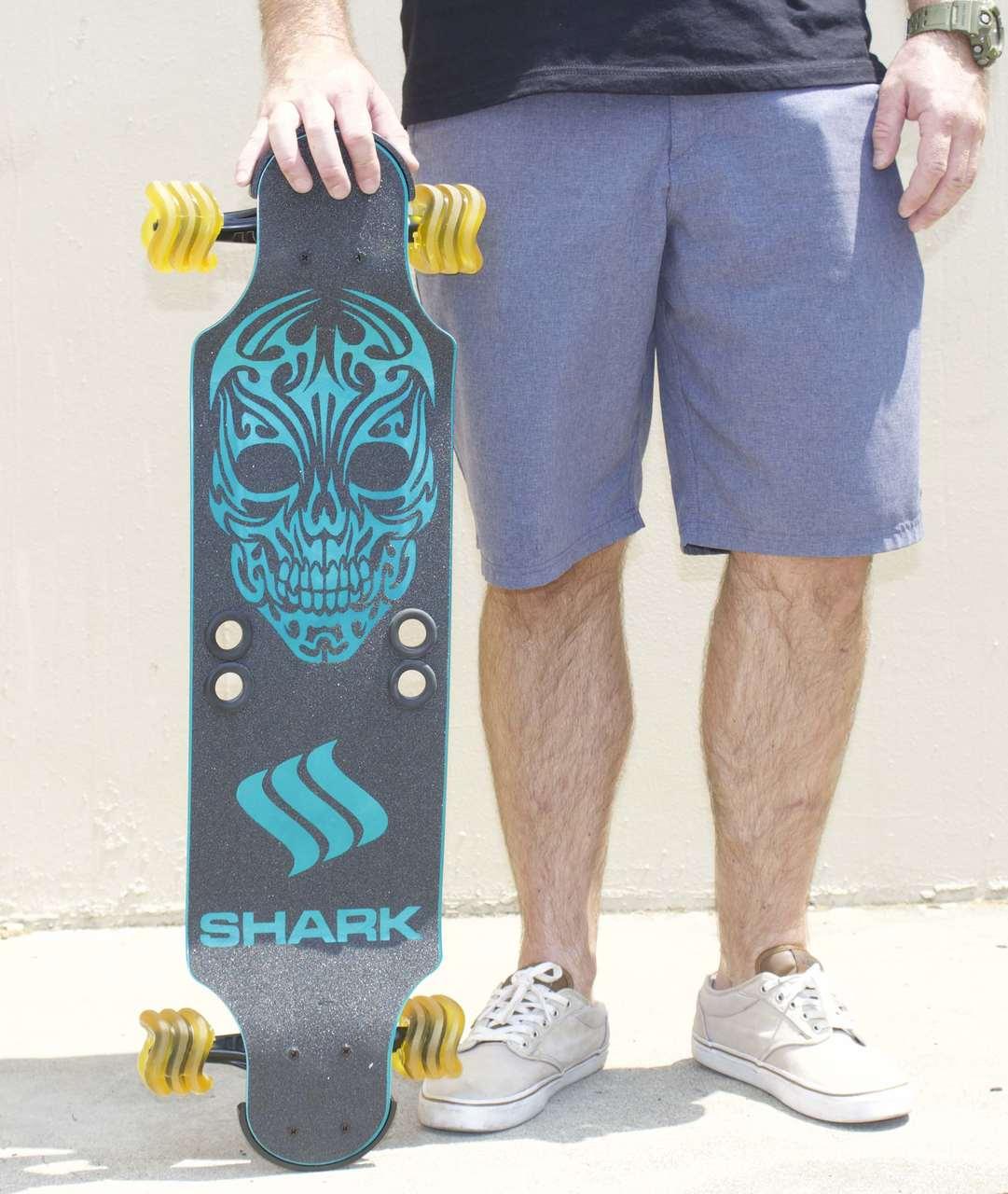 """""""Shark"""" Aluminum 32"""" Drop Down"""