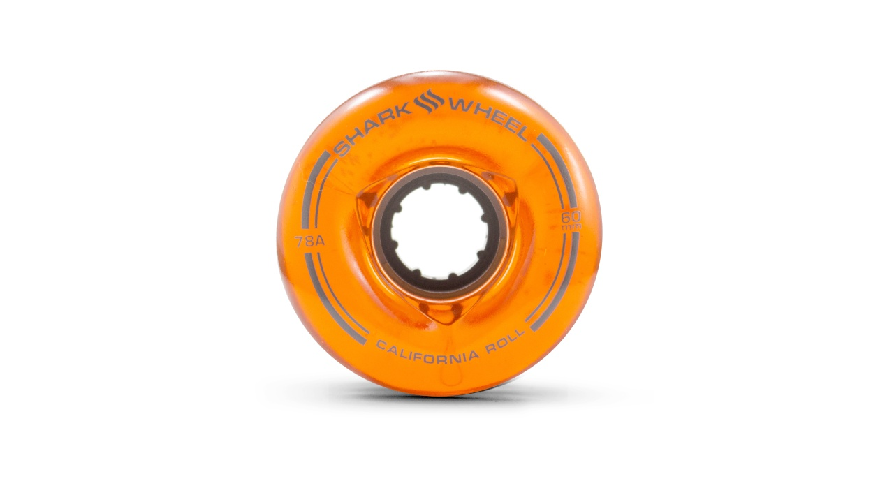 60MM 78A Lava California Roll
