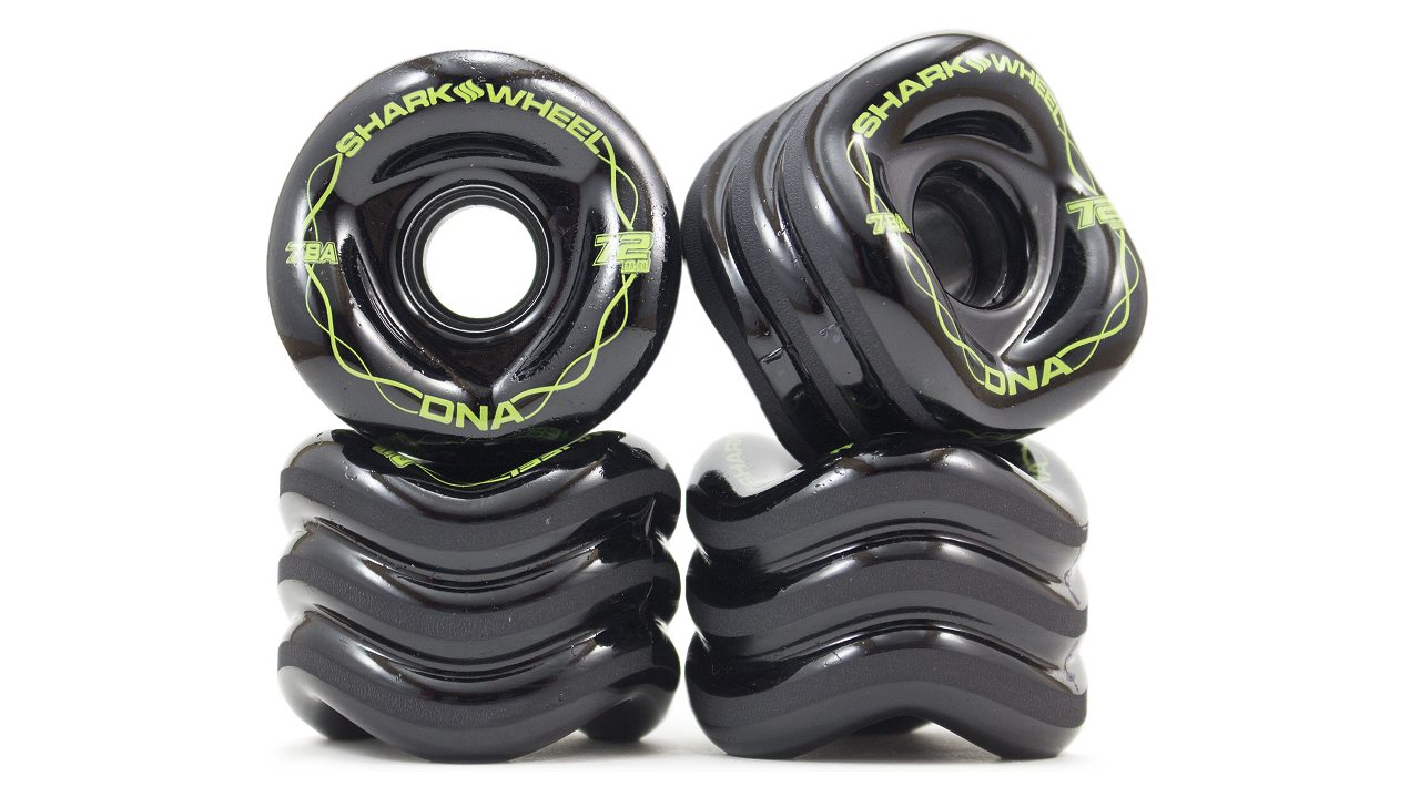 72MM, 78A BLACK DNA (green lettering)