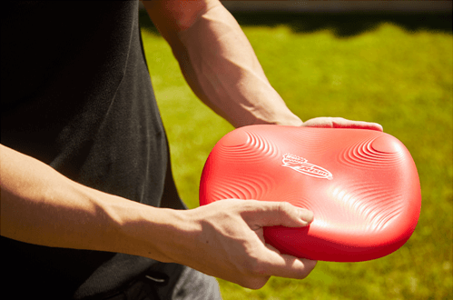 Frisbee Sonic (a David Patrick Design)