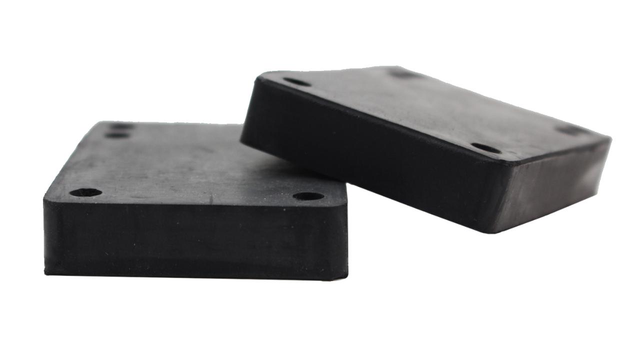 1/2 Inch Riser Pads
