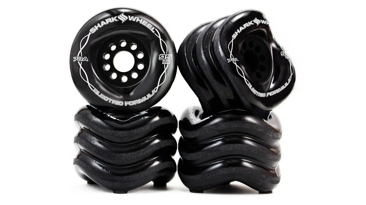 95MM, 78A Black - For Non-Electric Boards Only