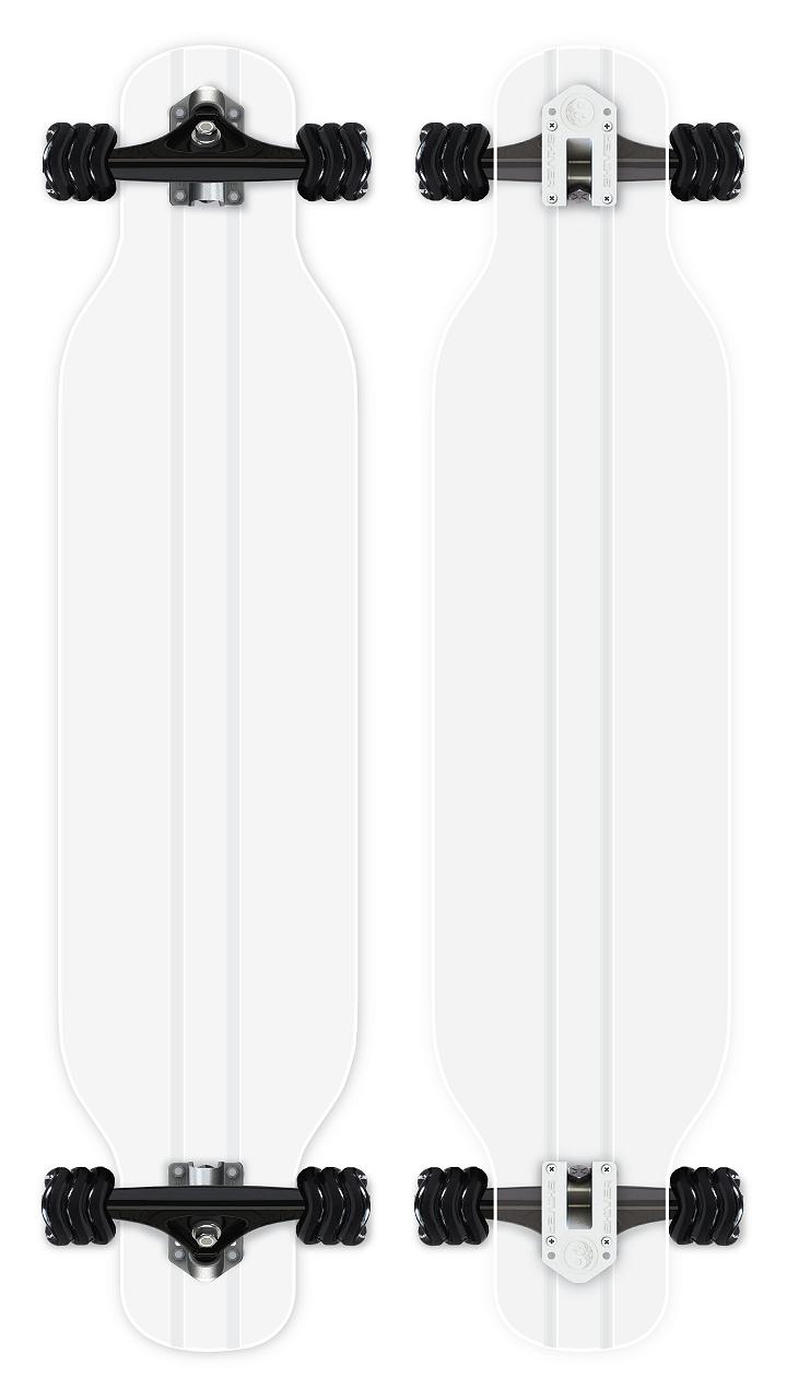 Ghost Longboard - Riptide (40'')