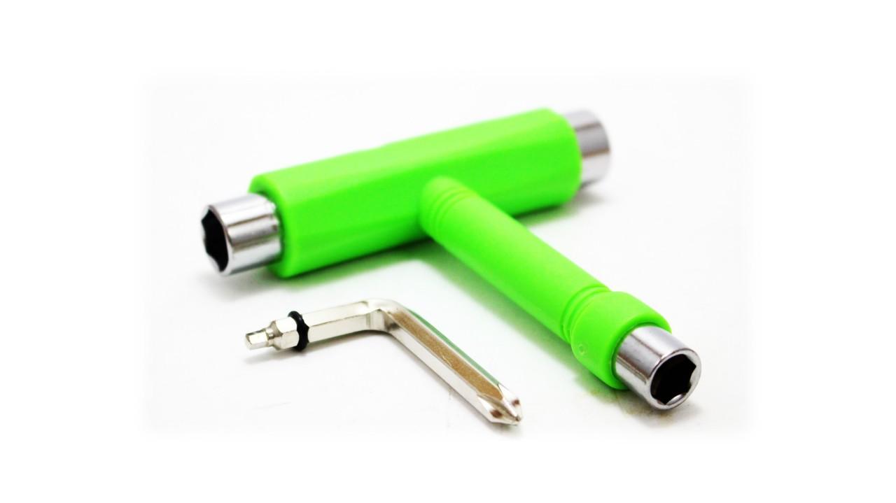 Skate T-Tool Green