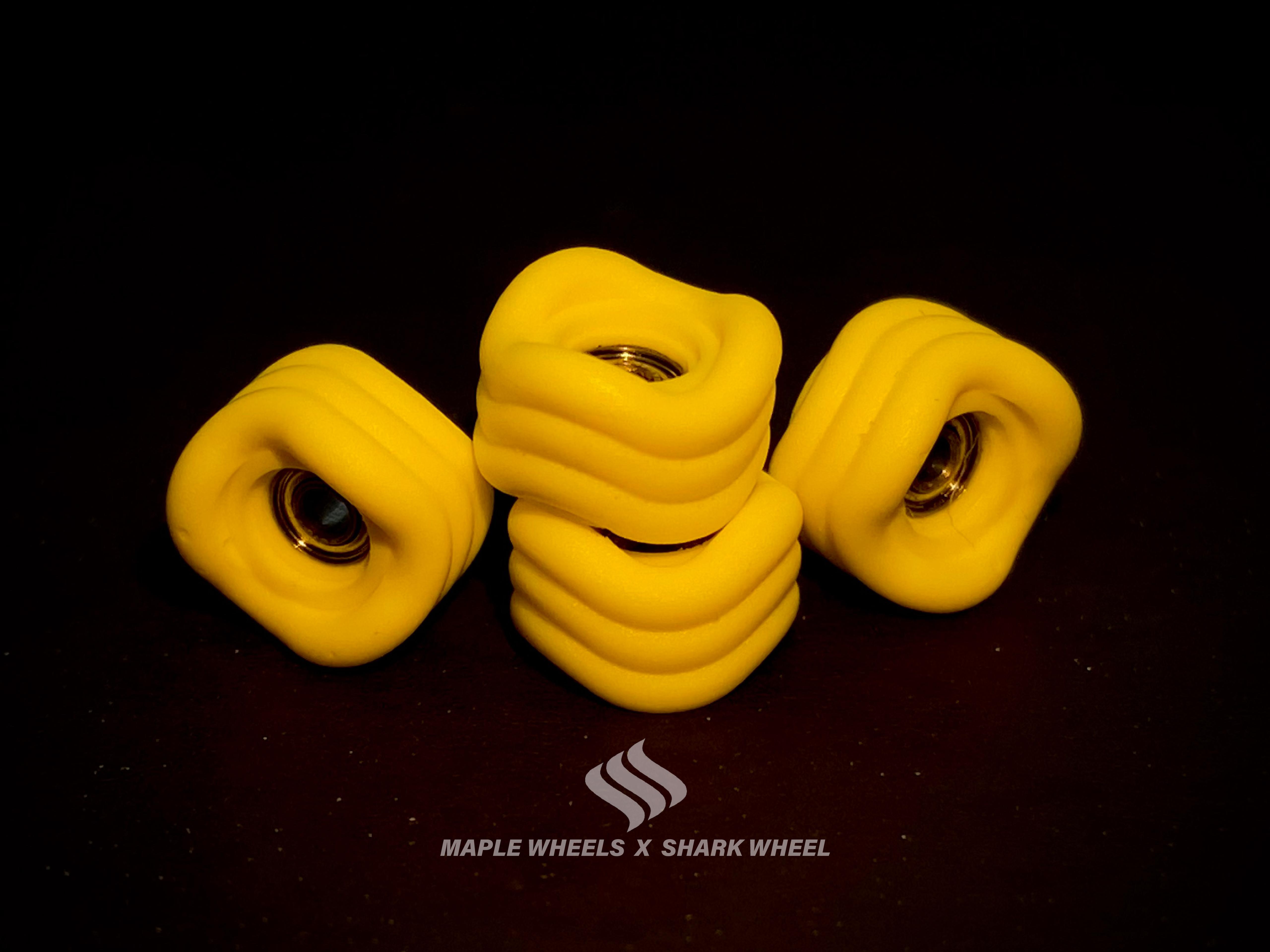 Shark Wheel Fingerboard Wheels (Limited Edition - Wheels Only)