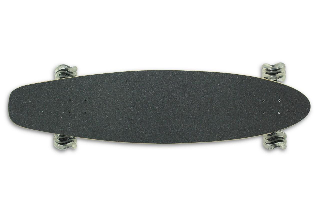 Skogger Pintail Longboard Blue