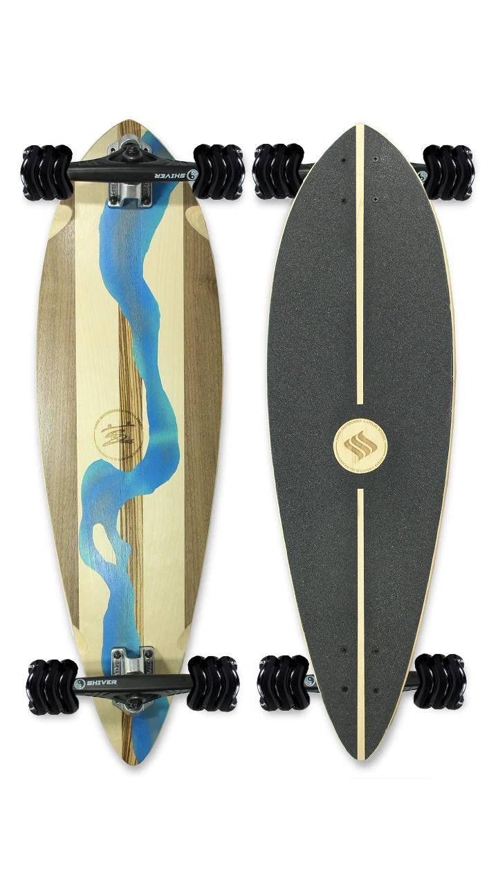 River Pintail Longboard (Custom Handmade Board)