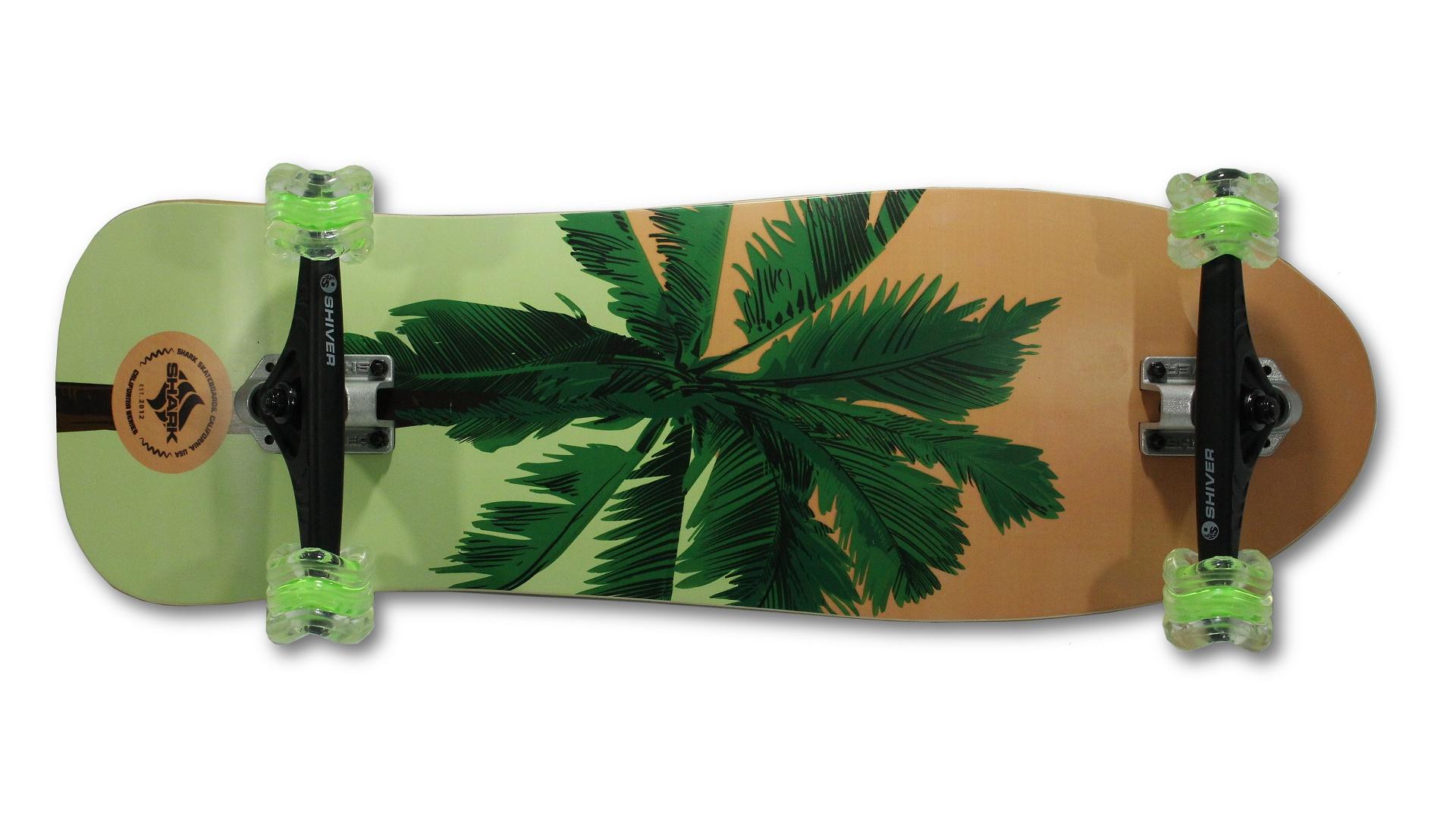 Palms Cruiser Skateboard by Shark Wheel