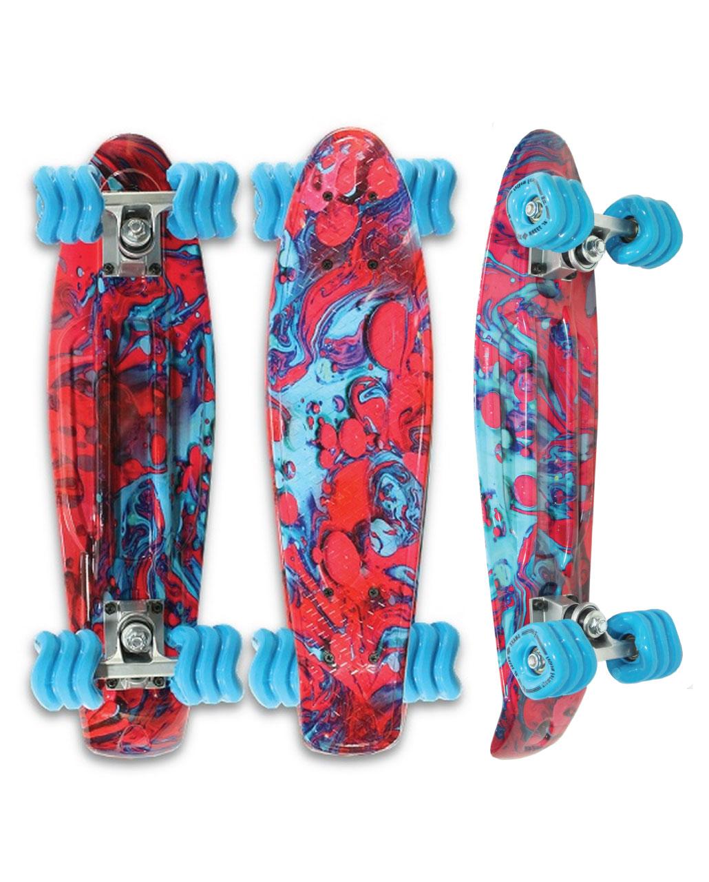 Hypnotic 22'' Skateboard by Shark Wheel