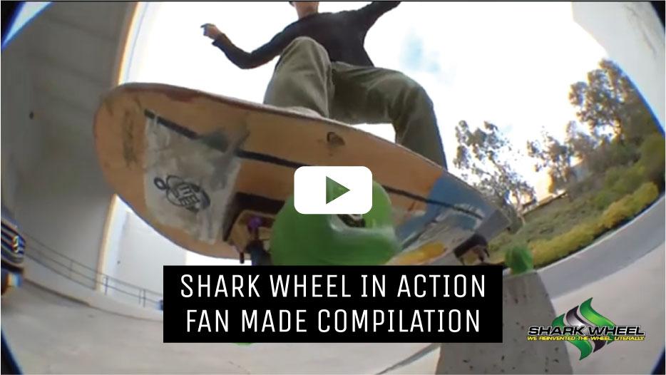 Shark Wheel Complilation
