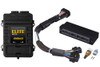 Elite 1500 + Mitsubishi EVO 4-8 (5 Speed) Plug 'n' Play Adaptor Harness Kit - Haltech HT-150945
