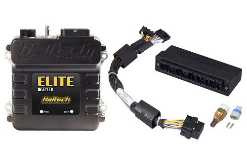 Elite 750 + Mazda Miata (MX-5) NB Plug'n'Play Adaptor Harness Kit - Haltech HT-150621