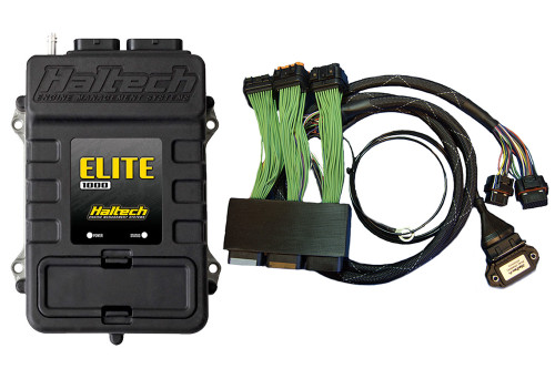 Elite 1000 + Dodge Neon SRT4 Plug 'n' Play Adaptor Harness Kit - Haltech HT-150832
