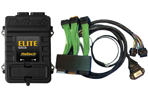 Elite 1500 + Dodge Neon SRT4 Plug 'n' Play Adaptor Harness Kit - Haltech HT-150940