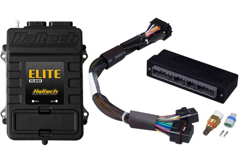 Elite 1500 + Honda OBD-I B-Series Plug 'n' Play Adaptor Harness Kit - Haltech HT-150939