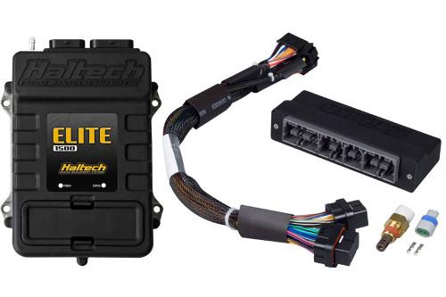 Elite 1500 + Mazda RX7 FD3S-S7&8 Plug 'n' Play Adaptor Harness Kit - Haltech HT-150928