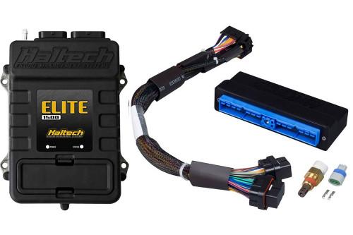 Elite 1500 + Nissan Silvia S13 (CA18DET) Plug 'n' Play Adaptor Harness Kit - Haltech HT-150950