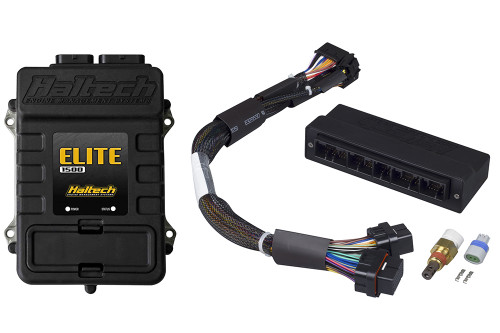Elite 1500 + Nissan Silvia S13 and 180SX (SR20DET) Plug 'n' Play Adaptor Harness Kit - Haltech HT-150951