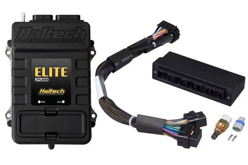 Elite 2000 + Mazda RX7 FD3S-S6 Plug 'n' Play Adaptor Harness Kit - Haltech HT-151228