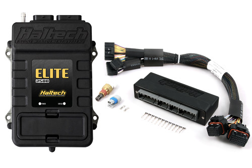 Elite 2000 + Mitsubishi EVO 9 & EVO 8 MR Plug 'n' Play Adaptor Harness Kit - Haltech HT-151233