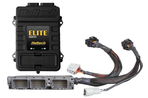 Elite 2000 + Toyota Supra JZA80 2JZ (non VVTi) Plug 'n' Play Adaptor Harness Kit - Haltech HT-151242
