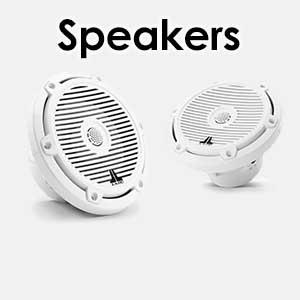 JL Audio M3 Speakers