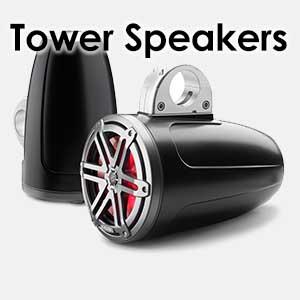 JL Audio M3 Towers