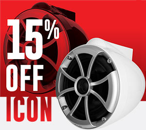 Icon Tower Speakers Sale