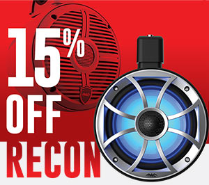Recon Tower Speakers Sale