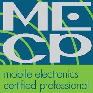 MECP Mobile Electronics Certified Professional