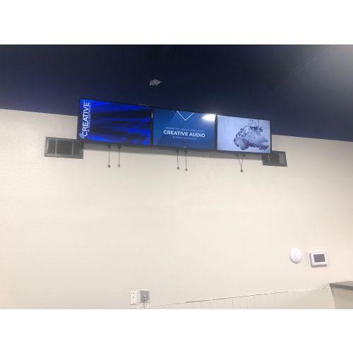 Creative Audio Bentonville Rennovations