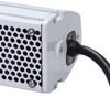 """Wet Sounds Stealth 6 Ultra V2 White + UTV Mounting Kit, Slider bracket and Round 1.75"""" Tube clamp"""