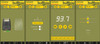 Kicker & SSV Works 45PGN5 5 Speaker Polaris General Stereo System with Kicker Bullfrog - BF400GY