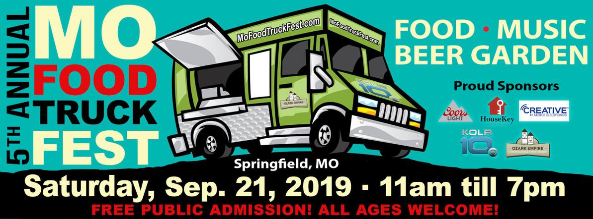 Missouri Food Truck Fest - Sponsored By Creative Audio