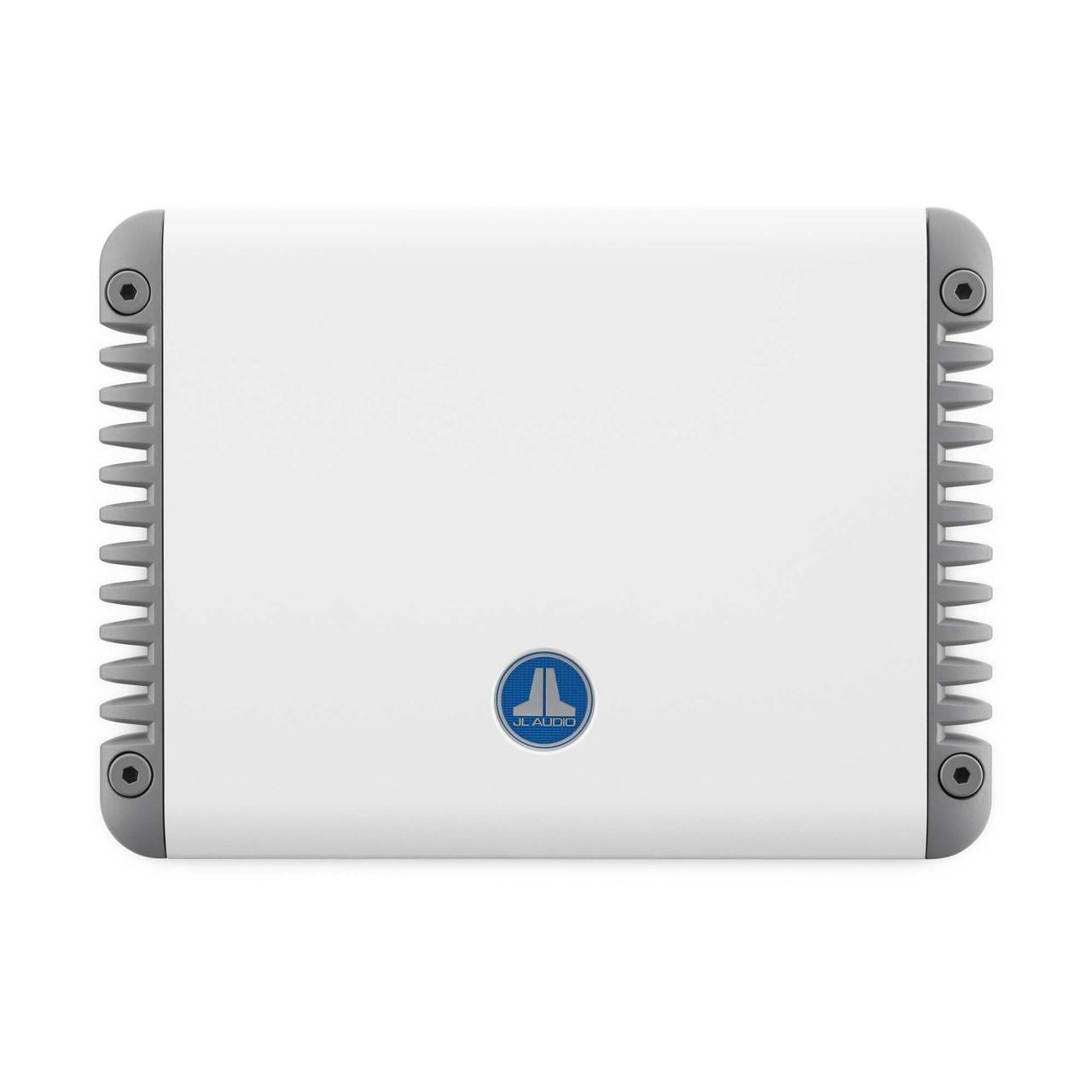Jl Audio Refurbished Mhd600 4 Ch Class D Full Range Marine Need Help Wiring Kicker Cvr 12 Diyaudio Amplifier 600 W Creative