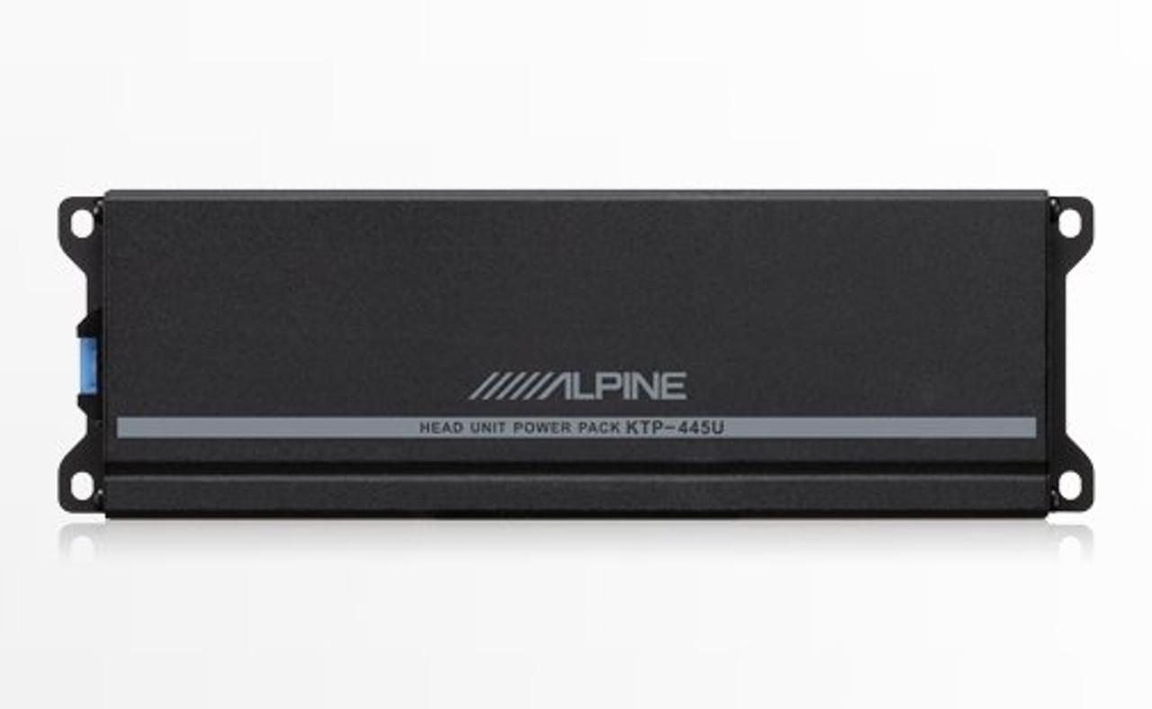 Alpine PSU-300CMY Powered System Upgrade for 2018+ Toyota Camry 4-Door