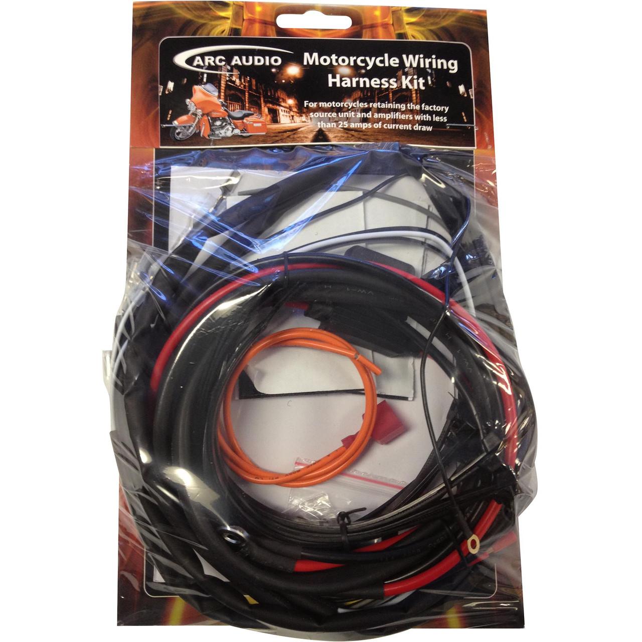 Harley Davidson Wiring Kits