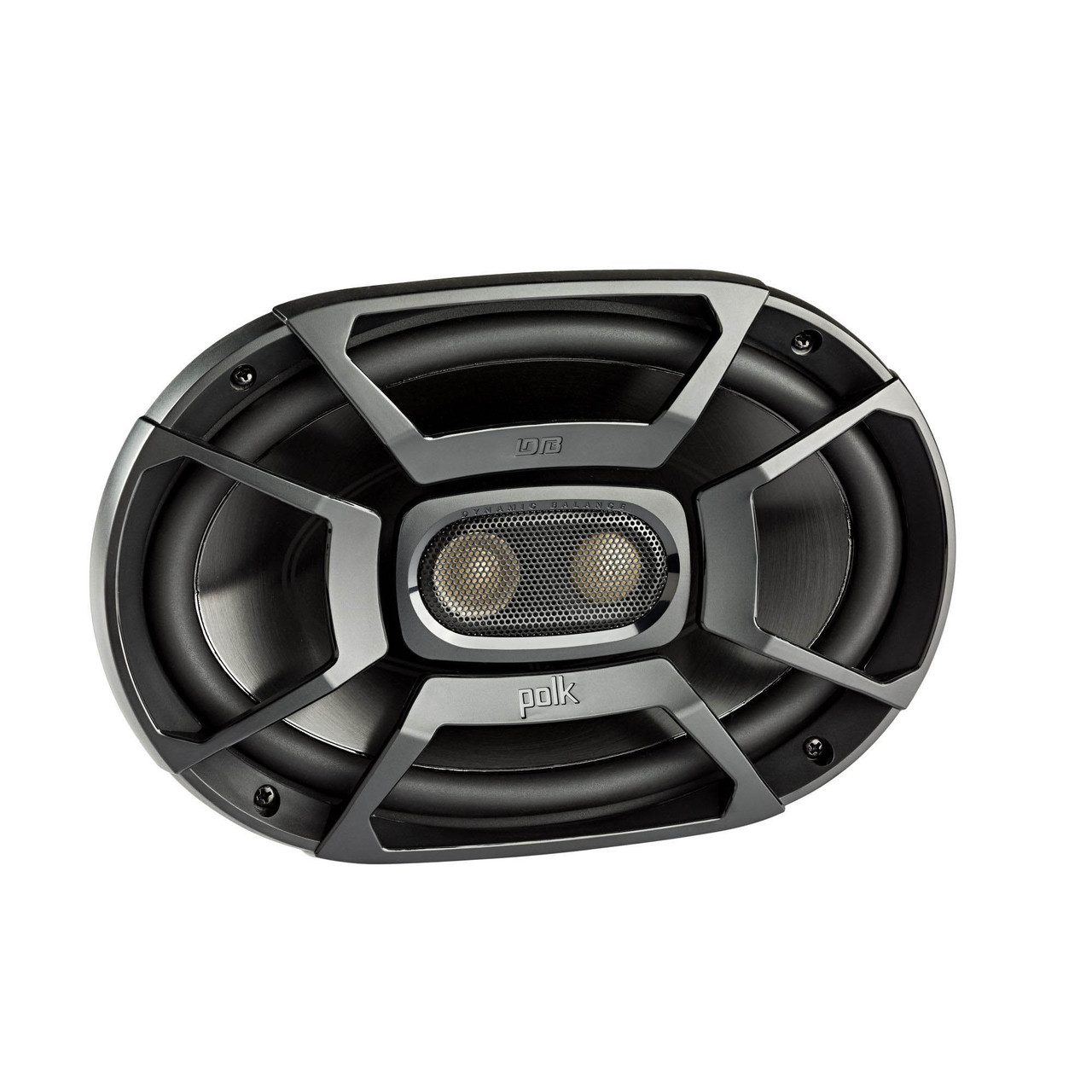 """Polk DB692 6x9/"""" Coaxial Speakers with Marine Certification"""