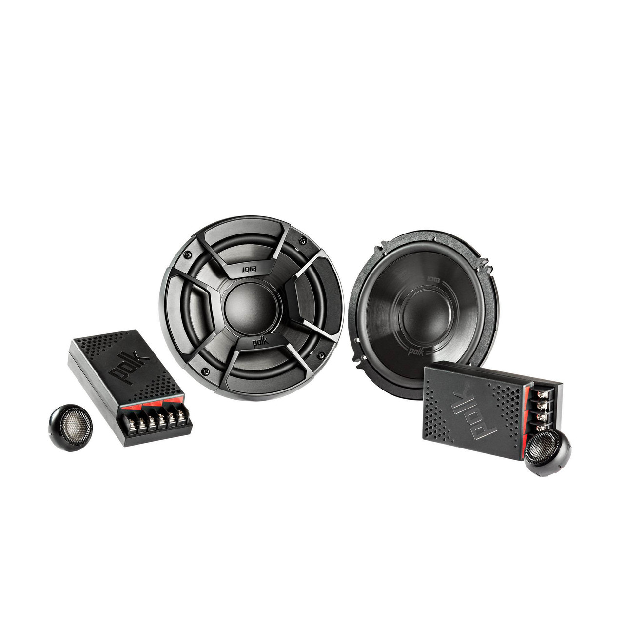 polk audio bundle - two pairs of db6502 6 5