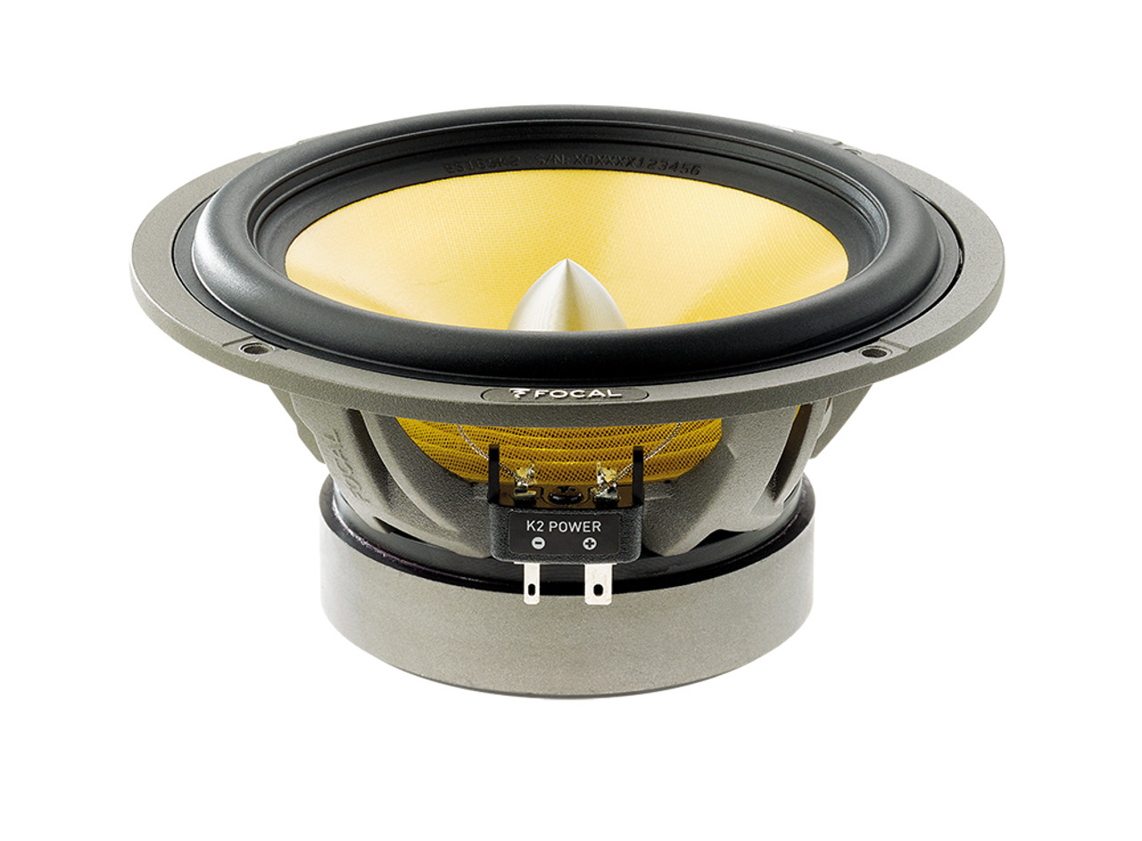 Focal Access 165 YE 6-1//2 Component System