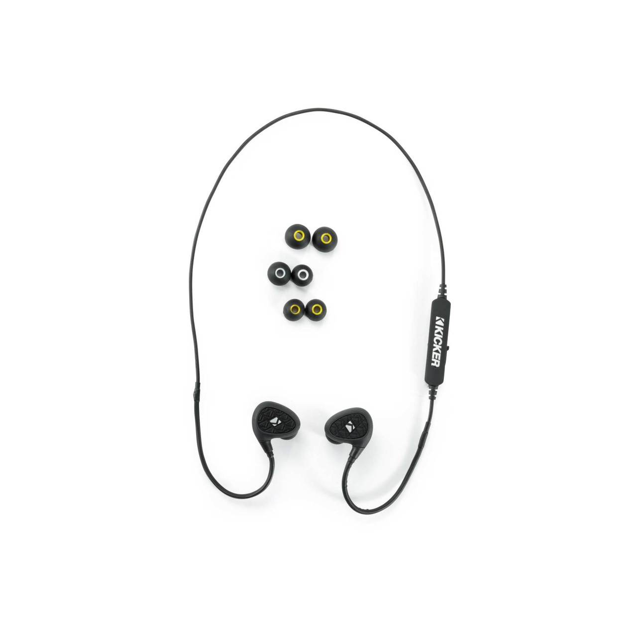 668563b13a6 ... Kicker EB400 Waterproof Bluetooth® Earbuds Earbuds - 44EB400BTB