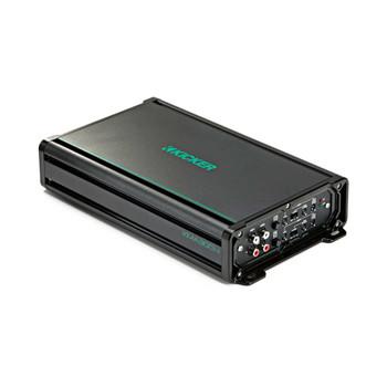 Kicker KMA300.4 4x75 Watt 4-Channel Weather-Resistant Marine Grade Full-Range Amplifier