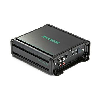 Kicker KMA600.1 600 Watt Weather-Resistant Marine Grade Mono Subwoofer Amplifier
