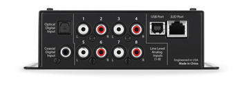 JL Audio Refurbished TwK-88 System Tuning DSP: 8 Inputs/8 Outputs+Digital in/out