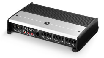 JL Audio Refurbished XD600/6v2: 6 Ch. Class D Full-Range Amplifier 600 W