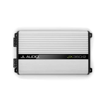 JL Audio Refurbished JX360/2:2 Ch. Class A/B Full-Range Amplifier 360 W