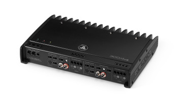 JL Audio Refurbished 300/4v3: 4 Ch. Class A/B Full-Range Amplifier 300 W
