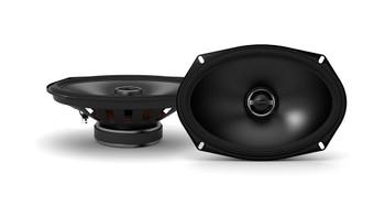 Alpine S-S69 S-Series 6x9-inch Coaxial 2-Way Speakers (pair)