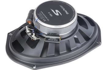 Alpine S-S69 S-Series 6x9-inch Coaxial 2-Way Speakers (pair)