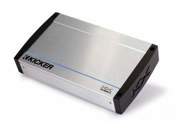 Kicker KX-Series Marine 800 Watt Multi Channel Amplifier 40KXM8005